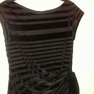 Taylor Stretchy Velvet Dress
